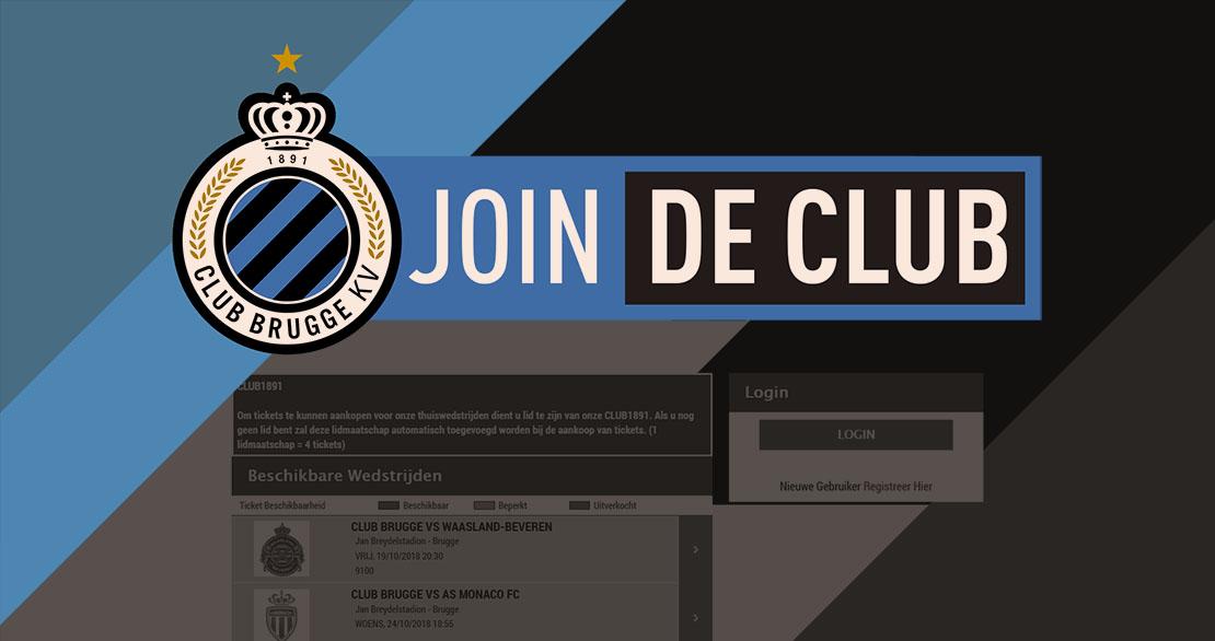 Club Brugge Profiel