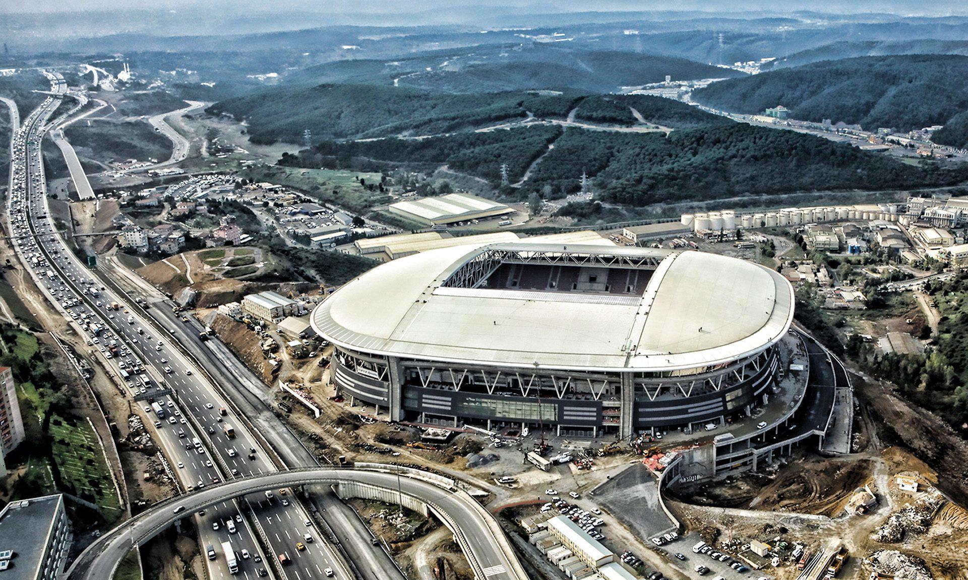 Galatasaray Stadium Club Brugge