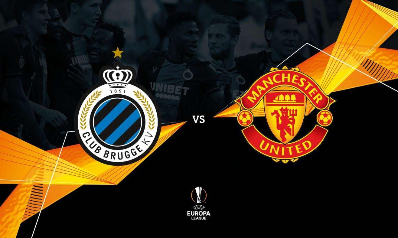 Club Brugge Manchester United