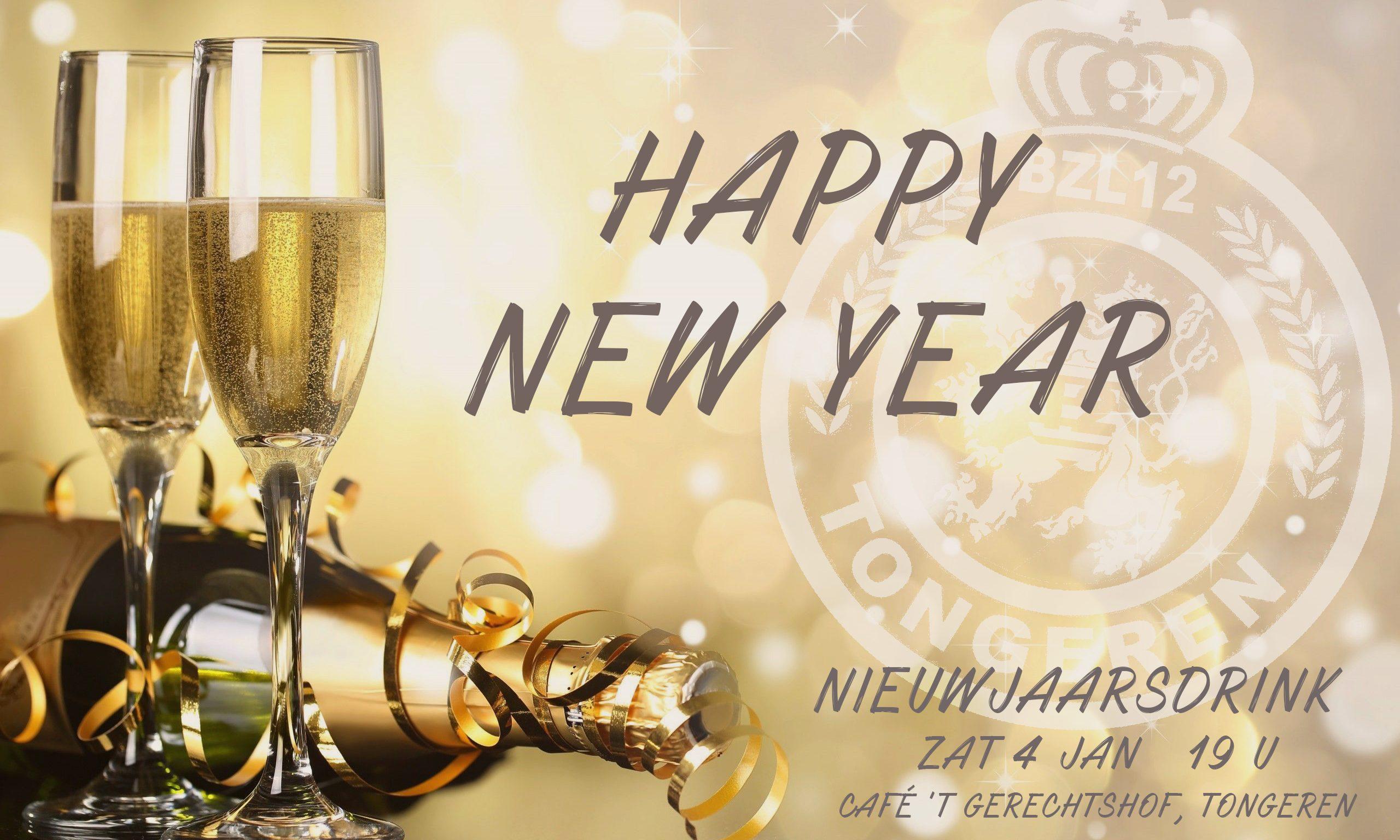 Gelukkig nieuwjaar BZL